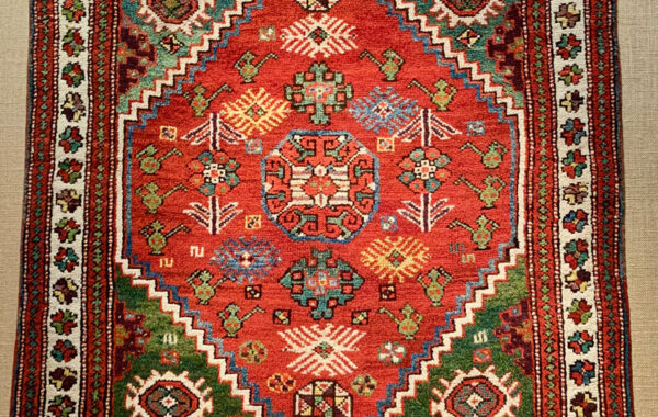 Avunya double niched rug
