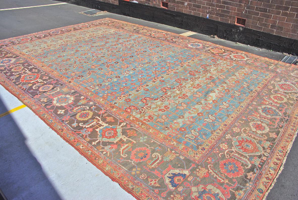 Bakshaish carpet 530 x 375cm web draft