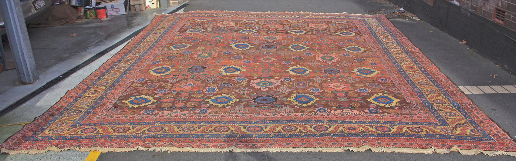 Bakshaish carpet Persia 490 x 375 cm