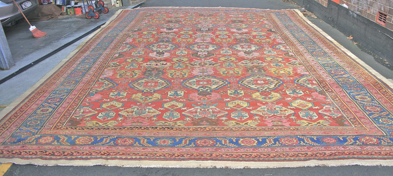 Bakshaish carpet Persia 540 x 400 cm web draft