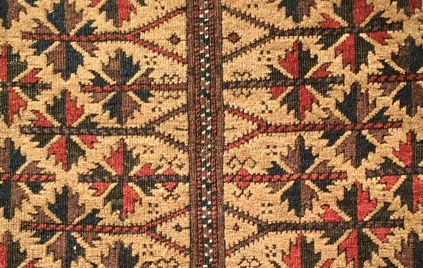 Baluch prayer rug