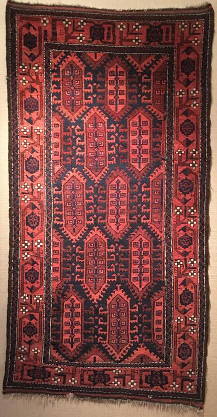 Baluch rug 1