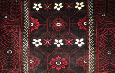 Baluch Rug, Eastern Persia