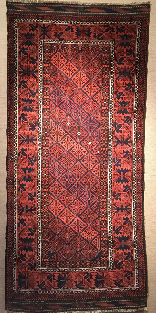 Baluch rug 3