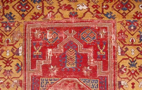 'Bellini' Re-entrant Prayer Rug