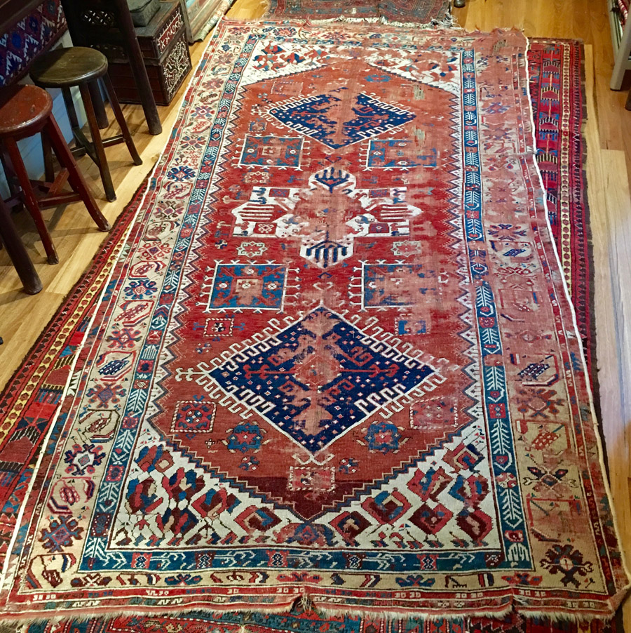 Early Anatolian long rug V2