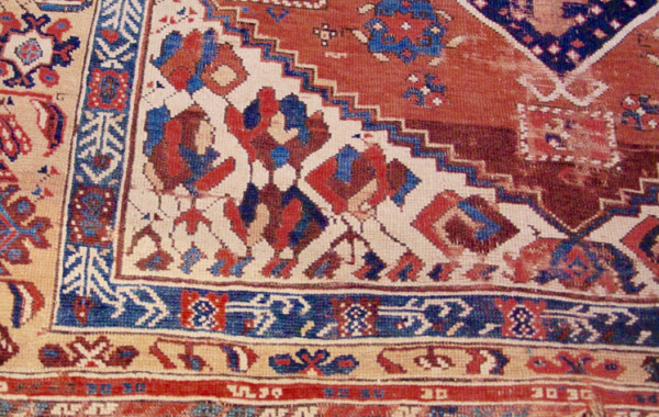 Anatolian long rug