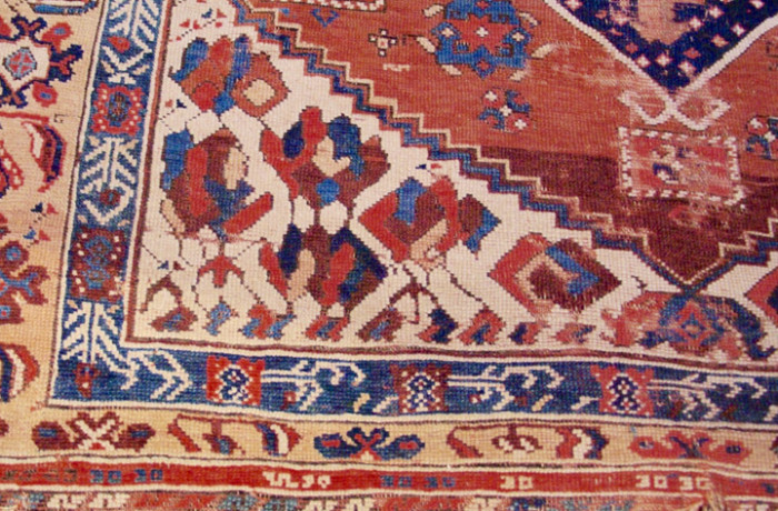 Anatolian Long Rug, Central Turkey