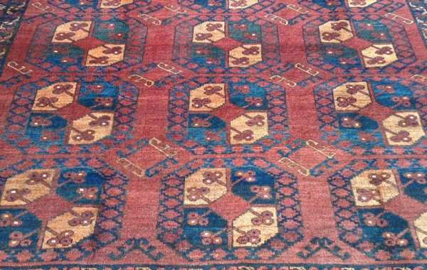Ersari tent main carpet