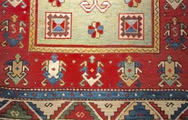 Fachralo Kazak Rug, Southern Caucasus