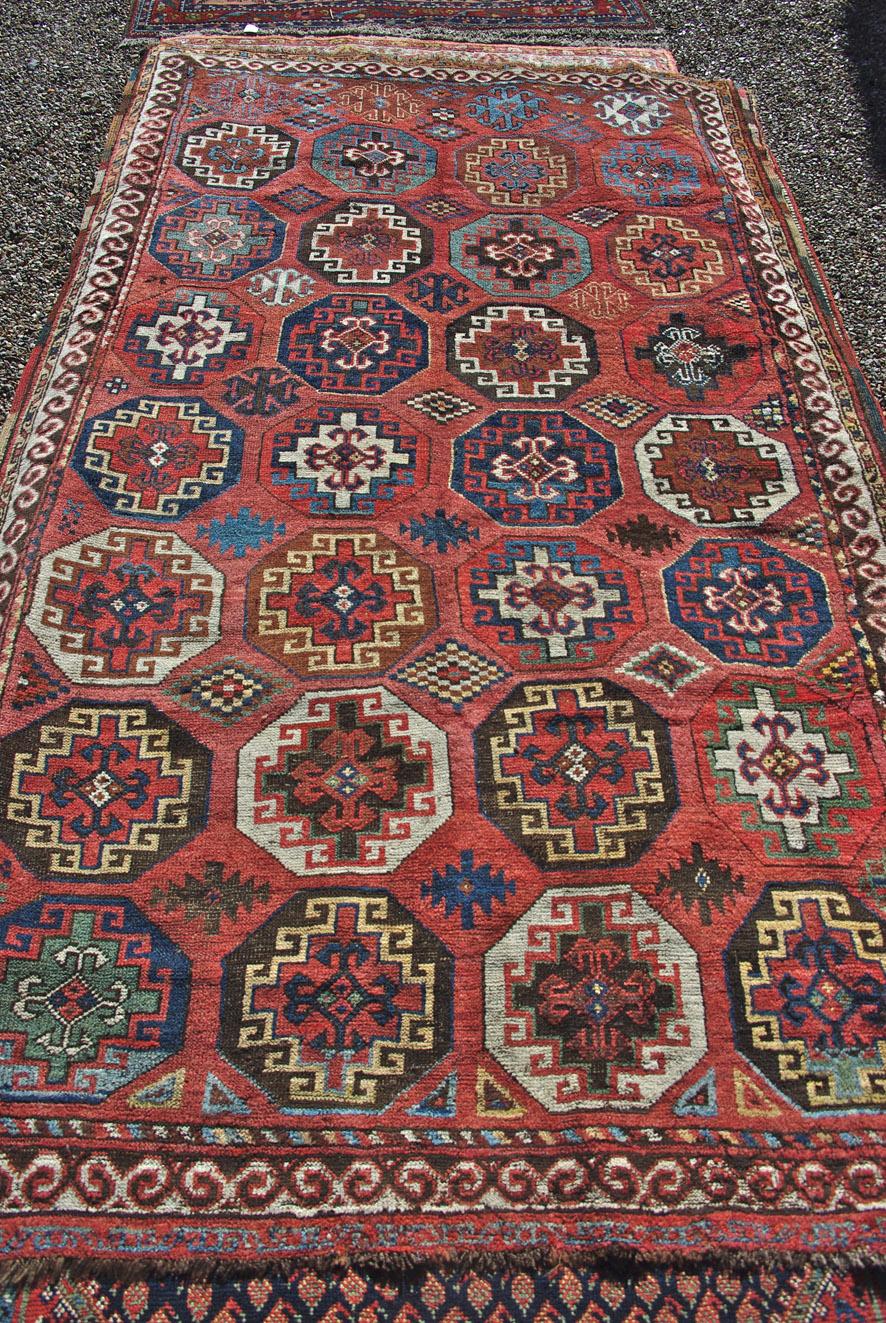 Khyrgiz long rug 272 x 160 cm