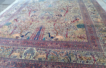 Khorassan carpet