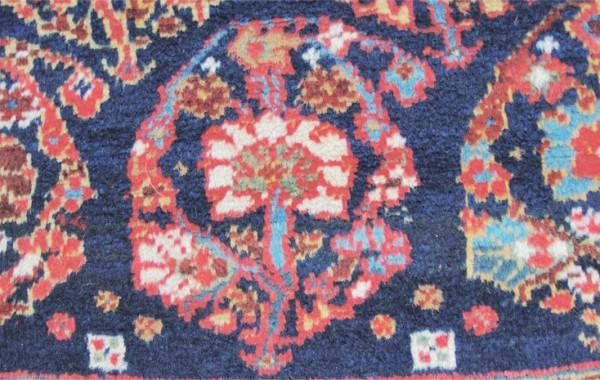 Qashqa'i Shekarlu rug