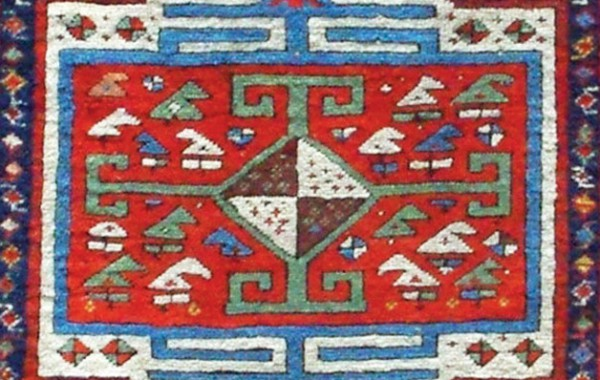 Surahani Shirvan long rug