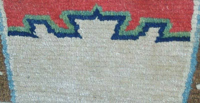 Tibetan saddle cover