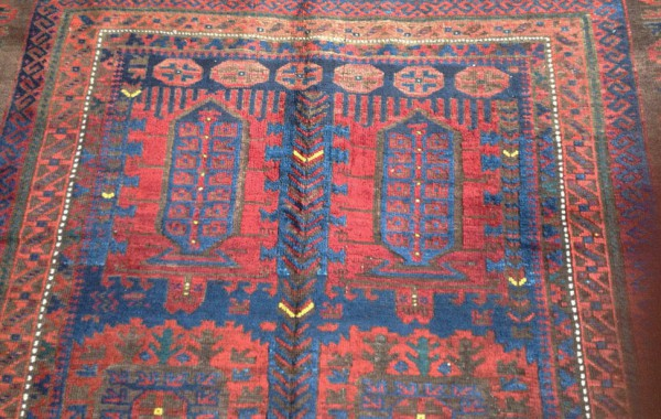 Baluch tent carpet