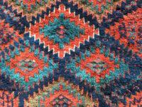 Baluch bag face detail