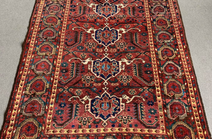 Khanate of Bokhara carpet