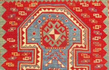 Fachralo Kazak rug