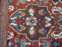 Inscribed Bakhtiyari carpet