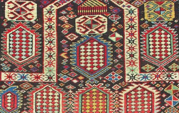 Shirvan Marasali prayer rug