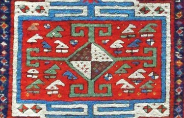Surahani Shirvan long rug