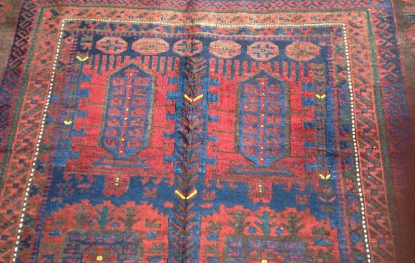 Baluch tent carpet