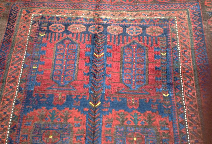 Baluch Tent Carpet Nomadic Rug Traders