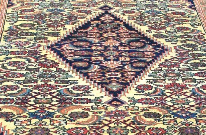 Ziegler Sultanabad carpet